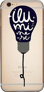 Capinha para celular - Ilumine-se