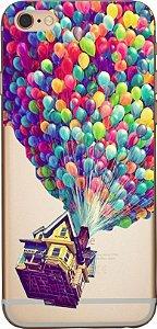 Capinha para celular - Up altas aventuras balão