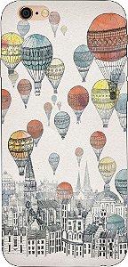 Capinha para celular - Cidade de Balões
