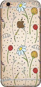 Capinha para celular - Flores de Primavera
