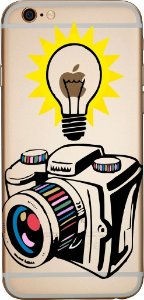 Capinha para celular - Fotografando