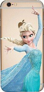 Capinha para celular - Princesa Elsa