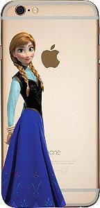 Capinha para celular - Princesa Anna