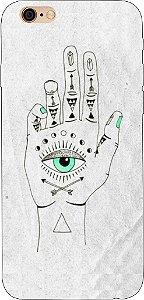 Capinha para celular - Olho de Hamsa
