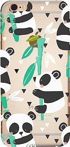 Capinha para celular - Panda