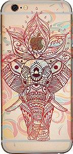 Capinha para celular - Elefante Tribal