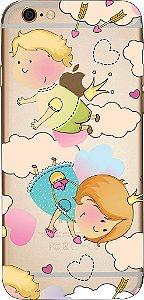 Capinha para celular - Anjos