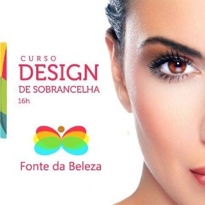 Curso de Design de Sobrancelha