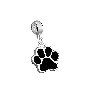 Berloque patinha de cachorro pet