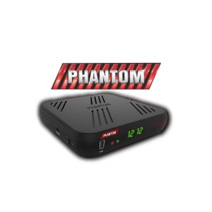 RECEPTOR PHANTOM ARENA IPTV HD