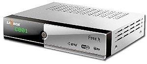 Receptor SatBox Free X IPTV - Wi-Fi - Youtube