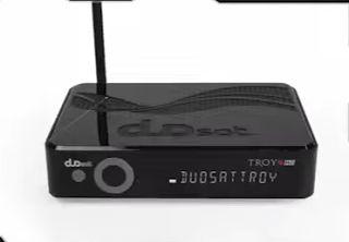 RECEPTOR DOUSAT TROY S/HD Lançamentos,Duosat TROY S HD!
