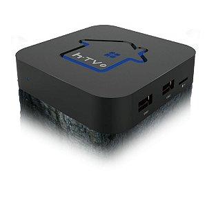 RECEPTOR HTV BOX 5 SÓ PRECISA DA INTERNET - 4K H265