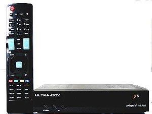 RECEPTOR DIGITAL ULTRABOX Z5 HD IKS - SKS - F.T.A