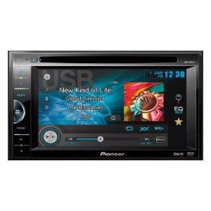 DVD Player Pioneer AVH-165DVD - 6.1 polegadas