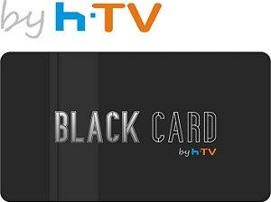 CARTÃO BLACK CARD IPTV/HDTV/HD VOD