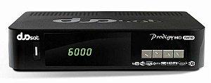 RECEPTOR DUOSAT PRODIGY HD NANO 3D + HDMI - TELECINE ON DEMAND