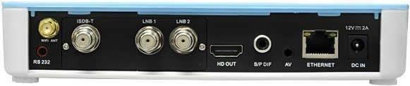 Receptor Cine Box Fantasia Maxx x2 HD - WiFi