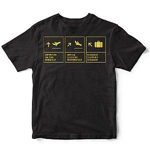 Camiseta Aeroporto