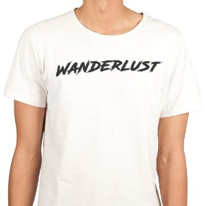 Camiseta Wanderlust