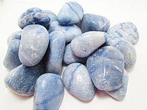 Quartzo Azul Rolado