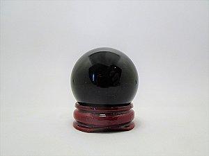 Esfera de Obsidiana Negra