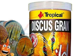 RAÇAO TROPICAL DISCUS GRAN WILD 85G