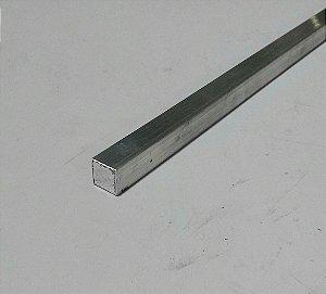 """Vergalhão quadrado de alumínio 5/16"""" (7,93mm)"""