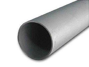 """Tubo redondo de aluminio 4"""" X 1/8"""" (10,17cm X 3,17mm)"""