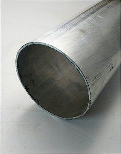 """Tubo redondo aluminio 5"""" X 1/8"""" (12,7cm X 3,17mm)"""