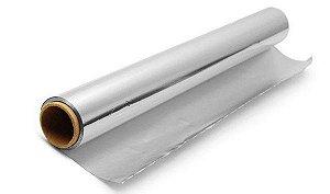 Bobina De Aluminio 60cm X 0,10mm (latonagem) com 10metros