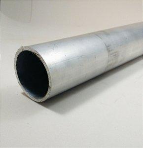 "Tubo Redondo alumínio 1.1/2"" x 1/8"" (38,10mm x 3,17mm)"