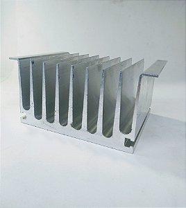 Dissipador de calor de aluminio Di 145