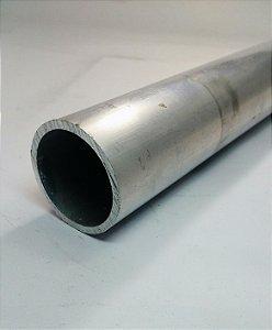 """Tubo redondo aluminio 2"""" x 3/16 """" (5,08cm x 4,76mm)"""