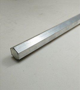 Vergalhao Sextavado Aluminio 3/4 (19,05mm)