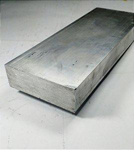 """Barra Chata de Aluminio 4"""" X 1"""" ( 10,17cm X 2,54cm)"""