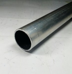 "Tubo Redondo aluminio 1.1/4"" x 1,00mm = 31,75mm X 1,00mm"