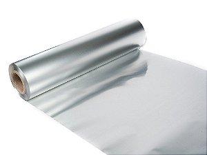 Bobina De Aluminio (latonagem) 0,10mm x 60cm largura x 2 metros