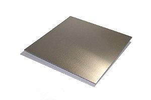 chapa de aluminio lisa 2,00mm