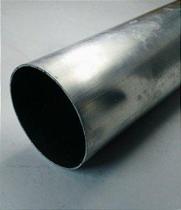 """Tubo redondo de aluminio 4"""" X 1/16"""" (10,17cm X 1,58mm)"""