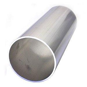 """Tubo redondo de aluminio 3"""" X 1/16"""" (76,20mm X 1,58mm)"""