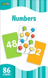NUMBERS FLASHKIDS FLASHCARDS