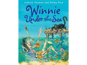WINNIE UNDER THE SEA