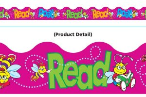 TERRIFIC TRIMMERS - BEE A READER