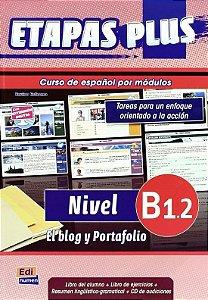 ETAPAS PLUS B1.2 - EL BLOG Y PORTAFOLIO