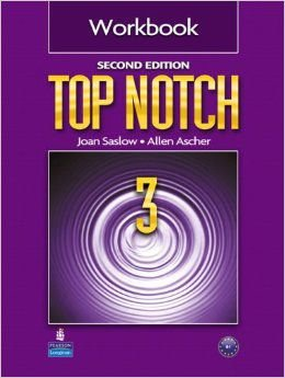 TOP NOTCH 3 - WORKBOOK- 2 EDITION