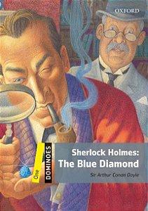 SHERLOCK HOLMES: THE BLUE DIAMOND - READERS- 2 EDIÇÃO