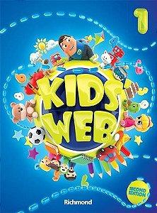 KIDS' WEB 1 - LIVRO DO ALUNO + DVD-ROM + CD ÁUDIO-  2 ED. 2014