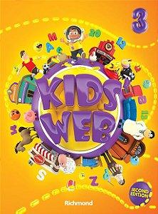 KID'S WEB 3 - LIVRO DO ALUNO + DVD-ROM + CD ÁUDIO - 2 ED. 2014
