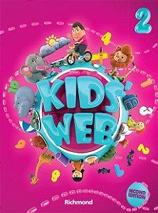 KIDS' WEB 2 -  LIVRO DO ALUNO + DVD-ROM + CD ÁUDIO - 2 ED. 2014